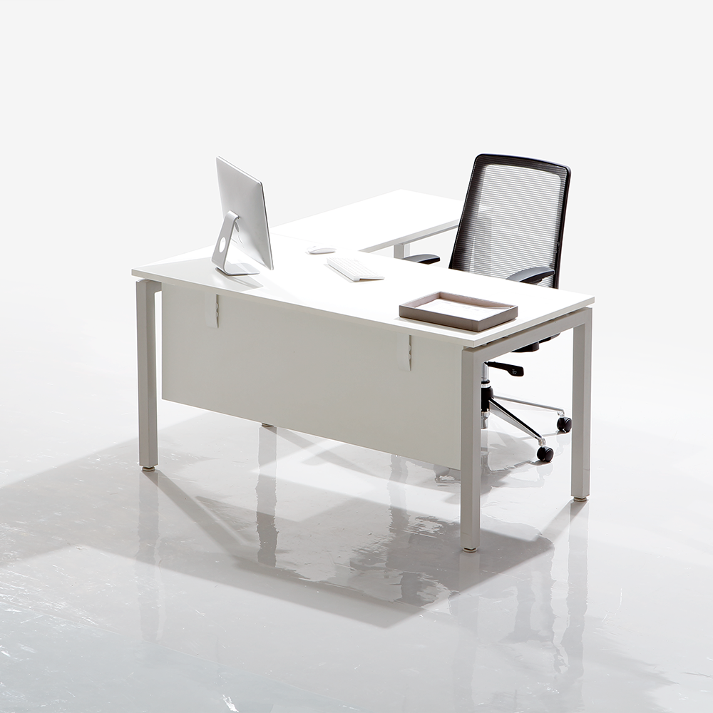 Table Stores: Buy Edge Executive Table With Pedestal Cabin Online At