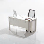 Show Details For Edge Main Table -1500mm with Pedestal Office Executive Tables