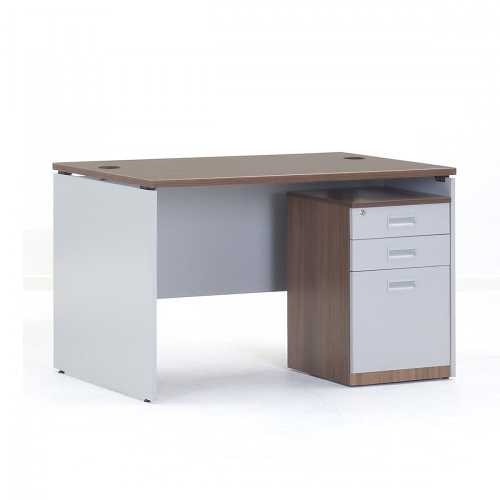 Show Details For Versaline Table -1200mm with Pedestal  Office Executive Tables