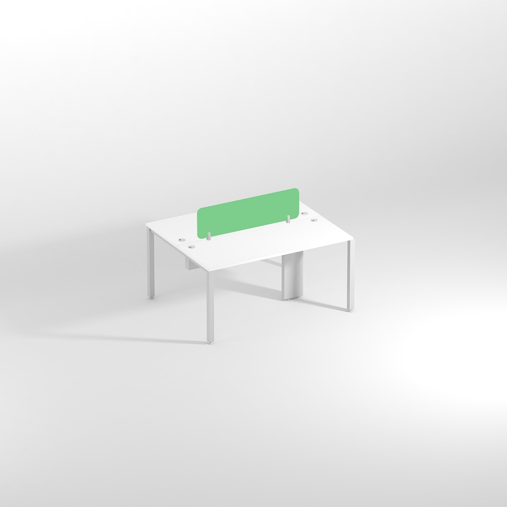 Linear Two Seater Sharing - 1500 mm